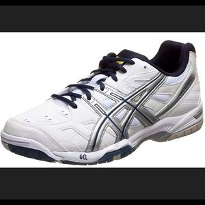 NWT ASICS GEL-GAME 4 MEN'S TENNIS SHOES SZ 13